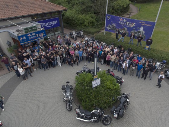Luisenthal 2016 - Copterfoto Christopher - Gruppenbild