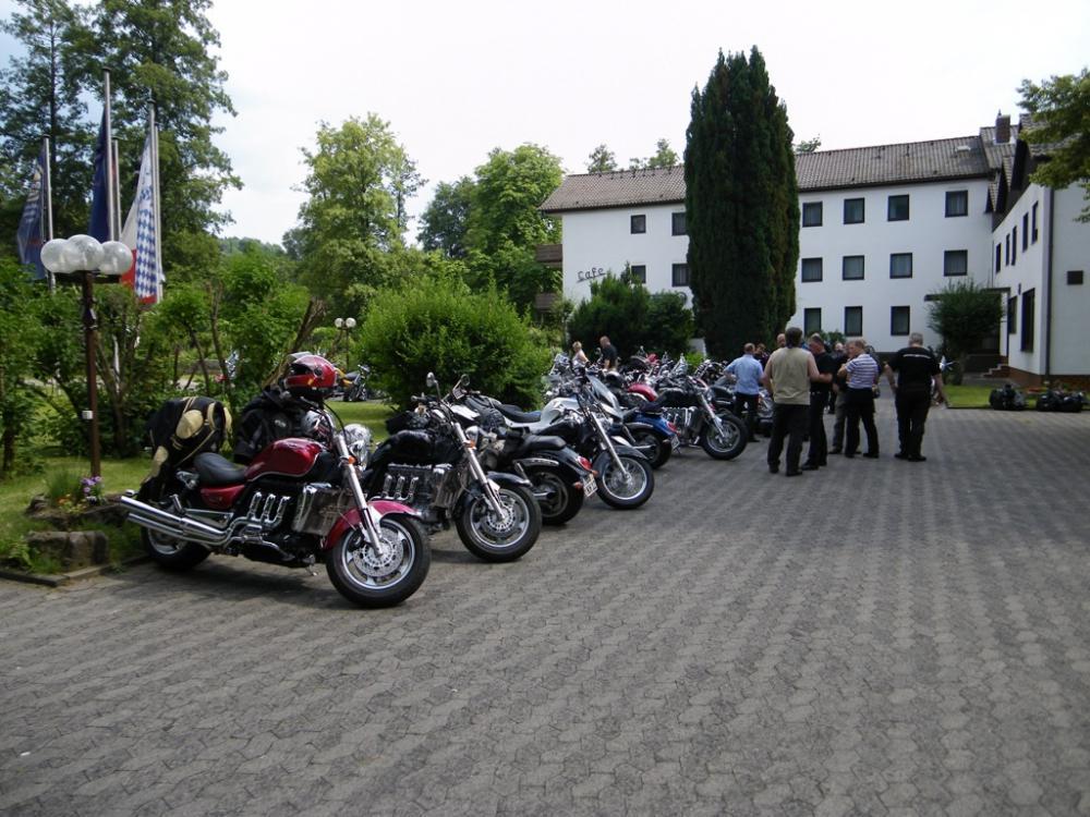Rockettreffen 2009 in BB
