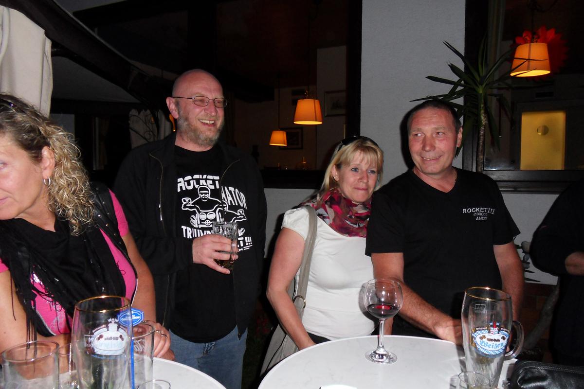 Rockettreffen 2013 in BB