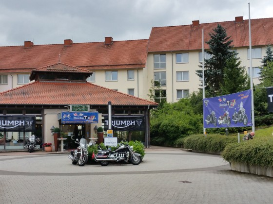 Rocketdays 2017 – Luisenthal / Thüringen