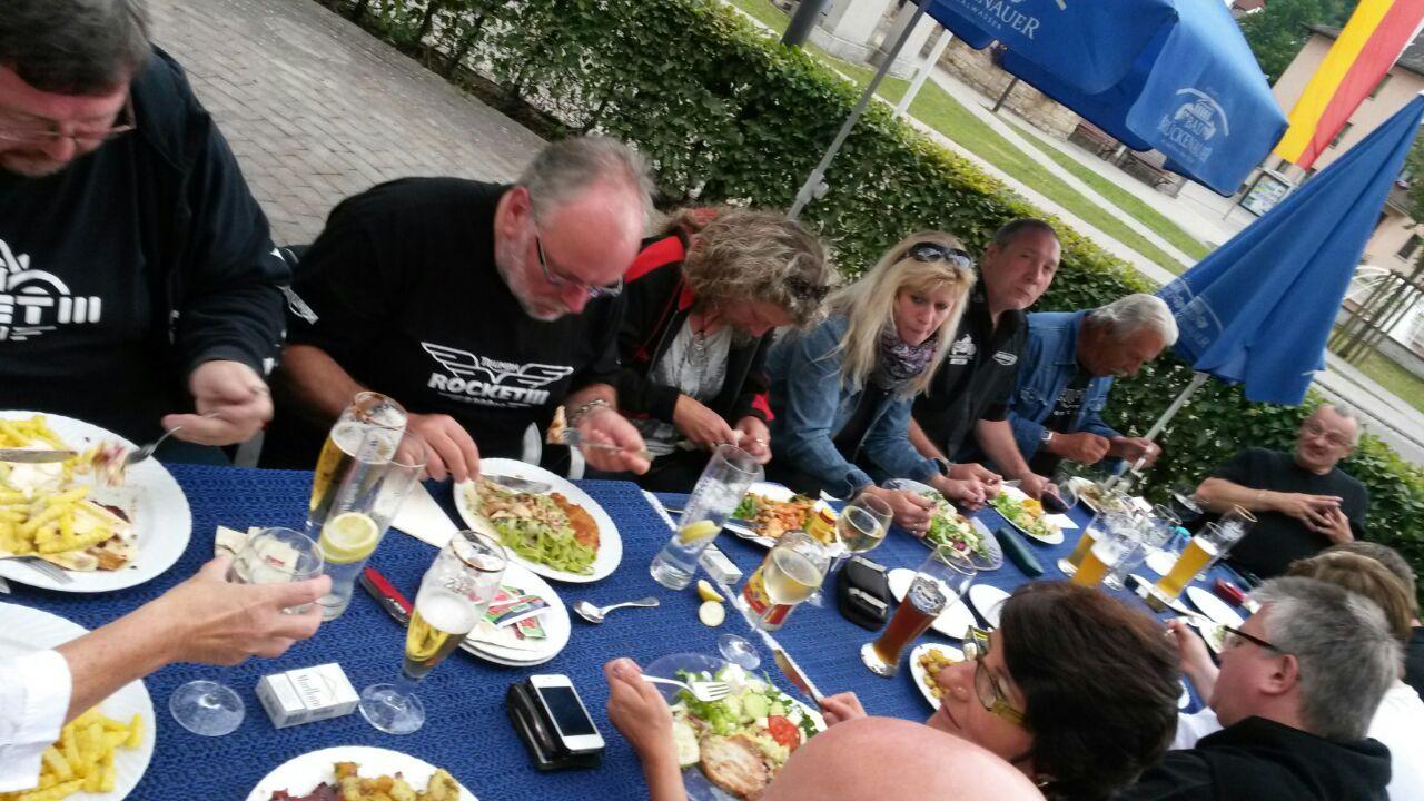 Rockettreffen in BB 2014