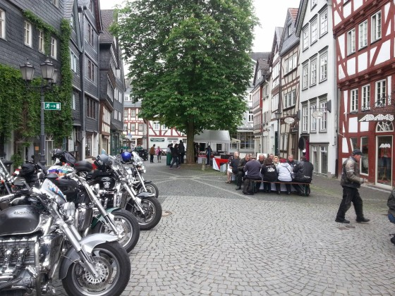 Abschluss Burg- Gleiberg 2015