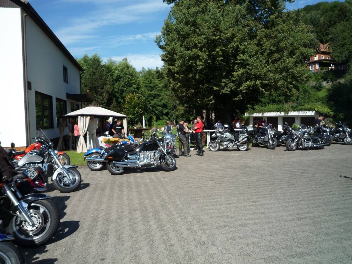 Rockettreffen 2011 in BB