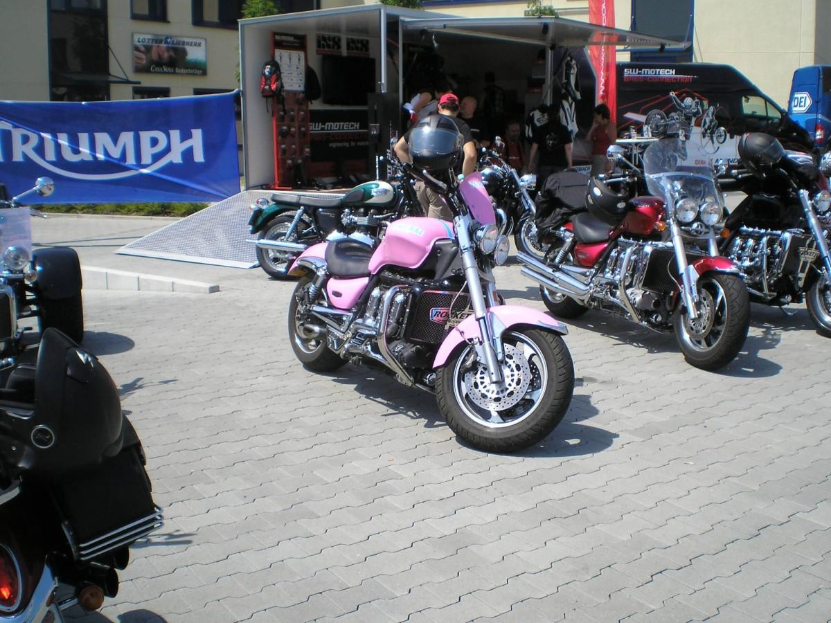 Rockettreffen 2010 in BB