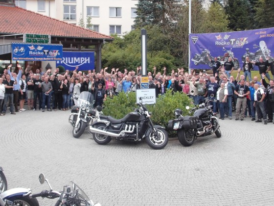 Rocketdays 2016 - Gruppenfoto
